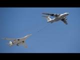 «Белые лебеди» в небе: кадры репетиции Парада Победы в Алабино