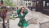 "Alena Vodonaeva on Instagram: ""Утренний дождь в Беверли Хиллс 🌴 Половину видео снял Леша, половину Богдан. Сначала думала оставить все для влога. Н..."