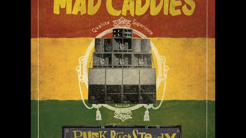 Mad Caddies - Some Kind Of Hate [Misfits] (Official Audio)