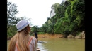 Таиланд. Часть VI. Дикие джунгли змеи над головой, обезьяны, слоны и парк Кхао Сок