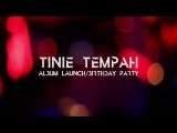 Tinie Tempah: Demonstration album launch and 25th birthday party