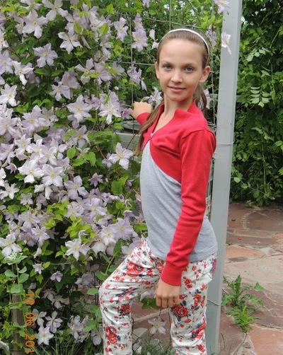 Лиза Иванилова, 24 сентября , Москва, id213674081