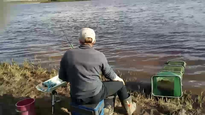 РЫБАЛКА ПО ПИНЕЖСКИ - Live