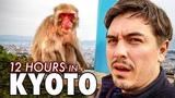 12 Hours in Kyoto Monkeys &amp Monsters