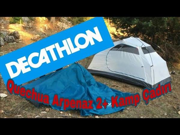 Quechua arpenaz 2 Kamp Çadırı
