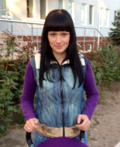 Анна Воинова, 6 октября , Луганск, id5183475