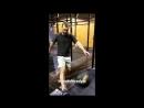 Instagram Антон Худобин в CrossFit Redyar