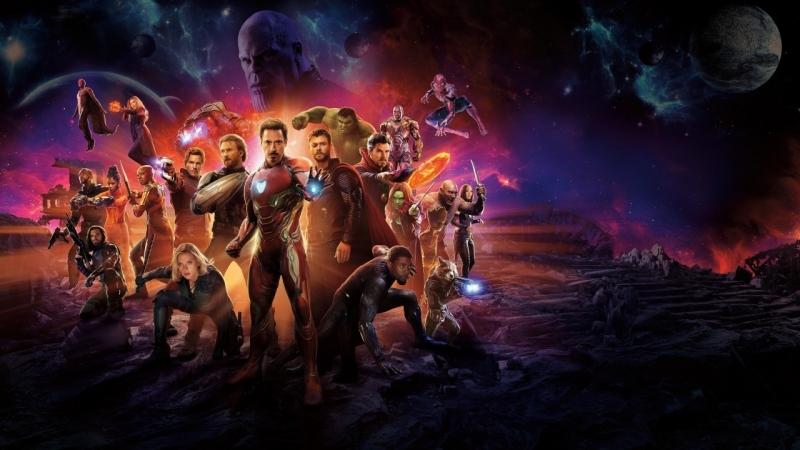 🔴 LIVE: 🎬 Мстители: Война бесконечности (2018)