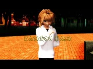 MMD Jeff the killer - Kagerou Daze
