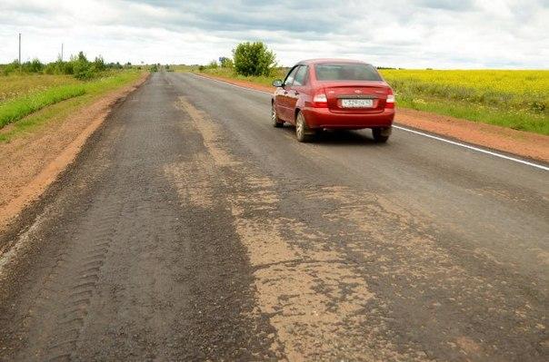 Дороги Кировская область фото