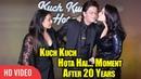 Shahrukh Khan Kuch Kuch Hota Hai MOMENT After 20 Years Rani Mukerji, Kajol