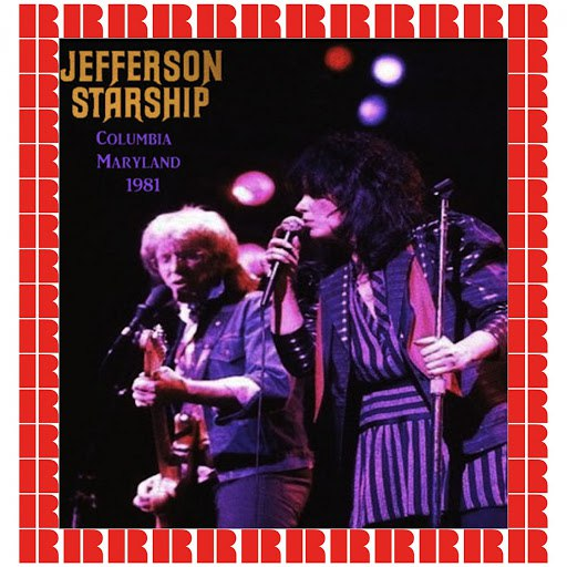 Jefferson Starship альбом Merriweather Post Pavilion, Columbia, Maryland, July 1st, 1981 (Hd Remastered Edition)