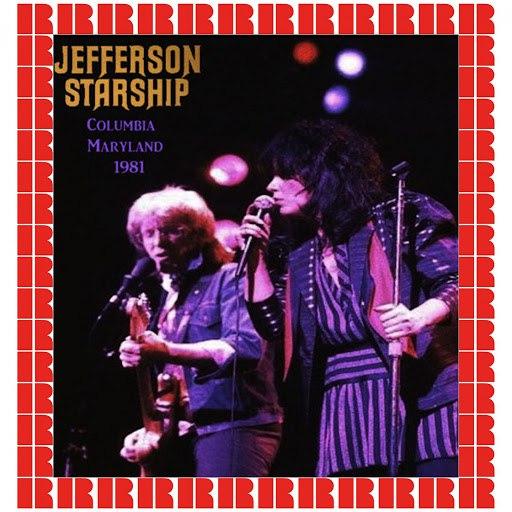 Jefferson Starship альбом Merriweather Post Pavilion, Columbia, Maryland, July 1st, 1981 (Hd Remastered Edition)