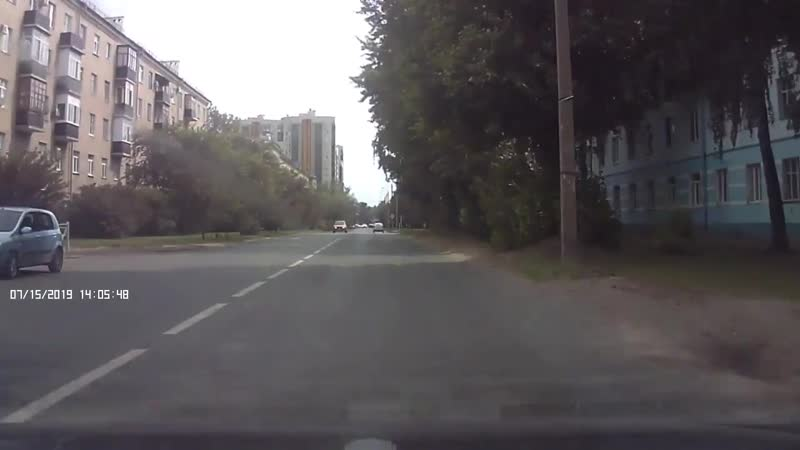 Манёвр Казань ул. Восход.