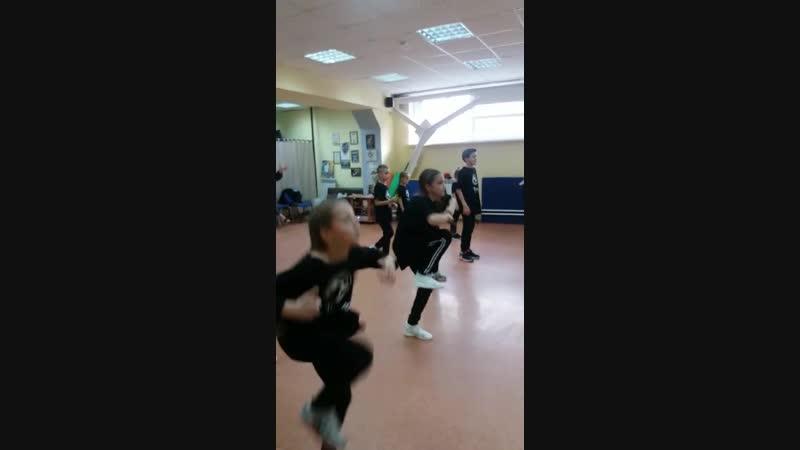 Школа танцев Томь мастер класс по хип хопу