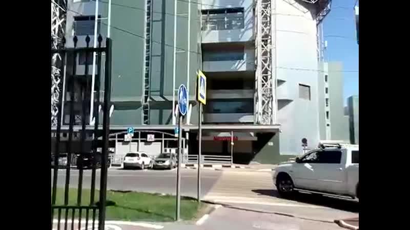 Химки 194 - улица Калинина парк имени пятьдесят 50 летия октября ул. Ватутина арена летом днем