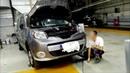 Tuto démontage pare choc Av Renault Kangoo 2 disassembly front bumper Renault Kangoo 2