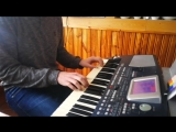The lost song piano + back sound