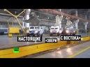 Звериный характер: Минобороны РФ показало новые бронемашины