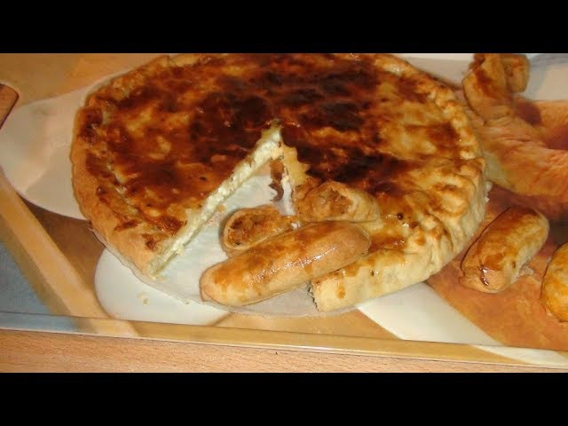 Быстрое тесто на пиве для хачапури пирожков и пиццы