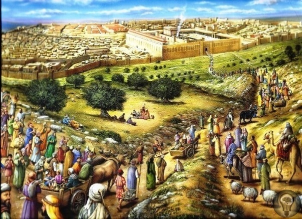 10 ТАЙН ИЕРУСАЛИМА Иерусалим сегодня интереснейший исторический объект как для людей верующих, так и атеистов. Пока политические силы борются за Вечный город, который в 70-летнюю годовщину