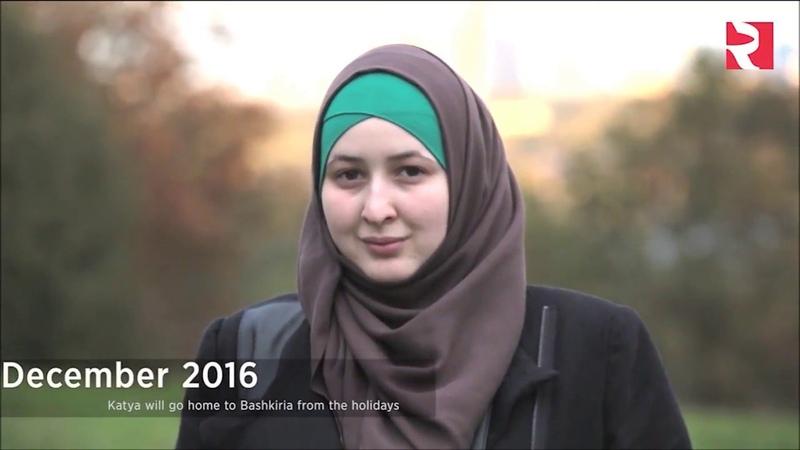 Katya Kotova, Russian woman converted to Islam. revert saudi prophet hadith aljazeera english