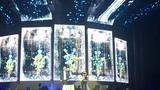 Тур Эд Ширан и Андреа Бочелли исполняют песню Perfect на стадионе Wembley, Лондон, Великобритания 14 июня 2018