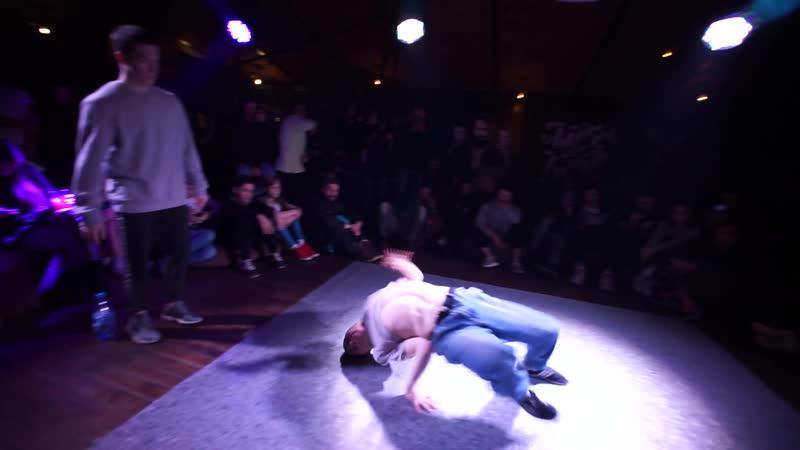 Break dance pro - финал