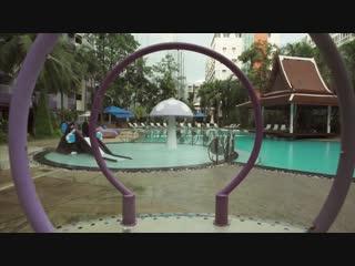 Mercure hotel pattaya 4* от географии