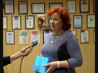 Жительница Колпашева Оксана Бузениус выиграла цифровую приставку в викторине, организованной еженедельником