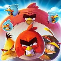 Установить  Angry Birds 2 [Мод: много кристаллов]