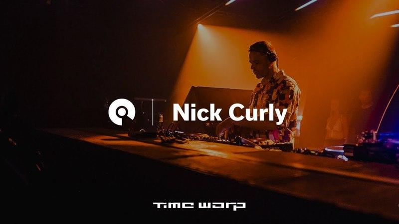 Nick Curly DJ set @ Time Warp 2018 (BE-AT.TV)
