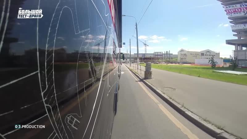 Автодом Motul на базе Fiat Ducato Большой тест драйв видеоверсия Big Test Drive