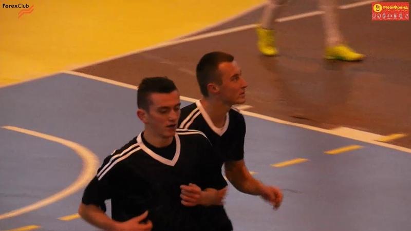 Crispus – КАЗ – 9:1. Кубок. Стартові матчі другого попереднього етапу