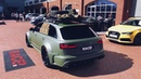 Quattro Empire Tuning DIAVEL MK II Audi RS6 Widebody im Army Style by Race!