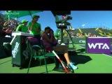 WTA BNP Paribas Open 2014. 2 круг. Петра Квитова - Коко Вандевеге
