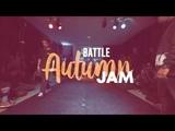 Battle Autumn Jam 2018 Hip Hop 12 Tahiti Bob vs Kantyn