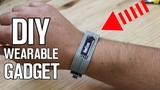 DIY Wearable Gadget that Remind you what to Do!