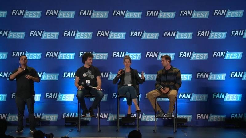 Fear The Walking Dead : John June Fan Fest San Jose 2018