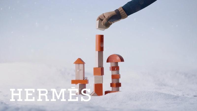 Hermès Objects celebrate the holiday season