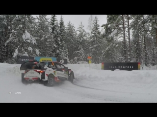 FIA World Rally Championship 2018 Stop 2 - Sweden