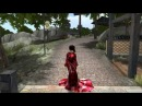 ~古都・江戸散歩 in Second Life~ 音乐: 櫻Cherry Blossoms 贾鹏芳演奏