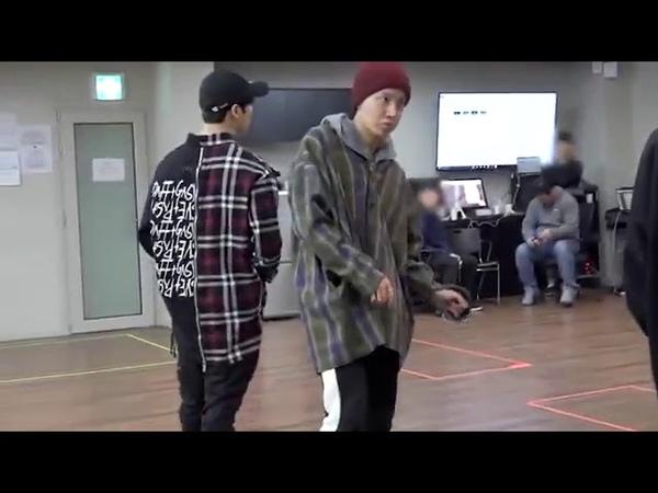 BTS memories 2017 practice rehearsal making