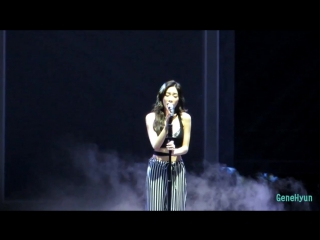 【Fancam】170520 TaeYeon-When I Was Young@PERSONA in Taiwan