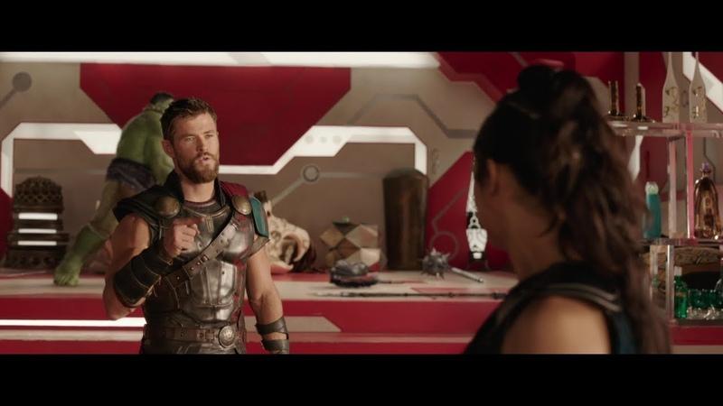 Тор собирает команду Отомстителей: Тор 3 Рагнарек