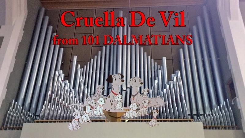 Cruella De Vil (Pedal Solo)