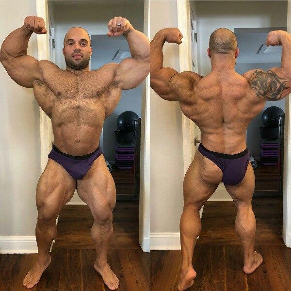 Как нарастить 28 кг мышечной массы за 28 дней.