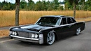 1965 Lincoln Continental Restomod - Full Restoration Project