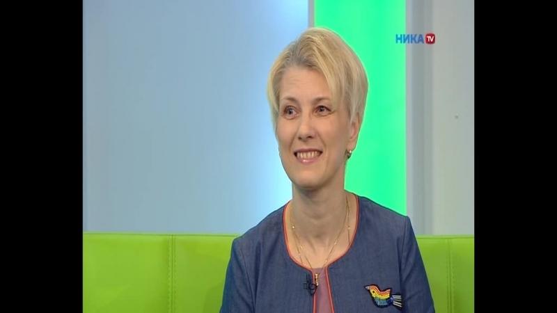 Елена Кузина о Ночи в музее космонавтики