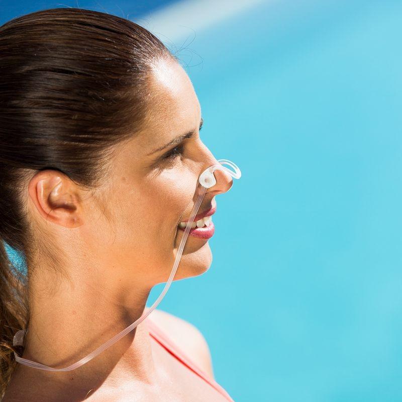 Что такое зажим для носа?